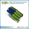 AA 1.2V 2000mAh NI-MH Rechargeable battery