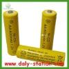 AA 600mAh 1.2V Ni-Cd batteries