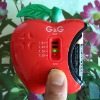 AA & AAA Battery Life Time Detector for Recycle