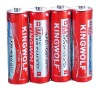 AA carbon battery\ aa carbon zinc battery\ aa size battery\battery aa