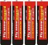 AA super heavy Carbon zinc iron battery