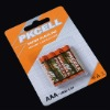 AAA LR03 1.5v pkcell alkaline battery