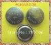 AG10 LR54 1.5v alkaline button cell battery, AG10 coin cell battery