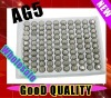 AG5 button battery, AG5 LR754 1.5V alkaline coin cell battery,