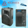 AUDIO MONITOR USB MP3 SD EQ