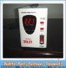 AVR AC LED digital display relay type 0.5KVA  stabilizer regulator/ single phase automatic voltage stabilizator