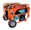 Air cooled 4-stroke gasoline generator set