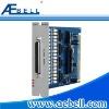 Alarm input module for addressable&multi-zone broadcasting system