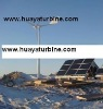 Alternative wind and solar energy hybrid system 500w-12kw
