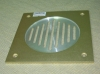 Aluminum control panel