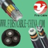 Amoured XLPE Cable