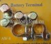 Auto battery terminal