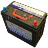 Automotive battery -lead acid 12v MF NS60