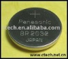 BR2032 High temperature button cell battery