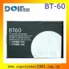 BT60 battery for c290 mobile phone snn5782