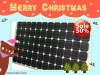 Bankable 190w monocrystalline solar panel