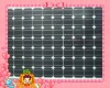 Bankable 80w mono-crystalline solar panel with TUV UL CEC