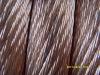 Bare copper strand wire