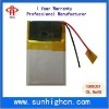 Battery Manufacturer Rechargeable Lithium Polymer Batteries