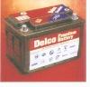 Battery separator mat