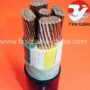 Best selling 0.6 1kv PVC insulated Power Cable in Middle East(VV cable)