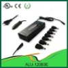 Blue LCD Show 120W Universal 4 in 1 Charger
