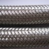 Braided-metallic mesh hose