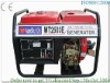 CE Appoved Portable 2.5kw Single Phase Diesel Electric Generator
