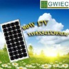 CE High Efficiency Solar Panels 80W