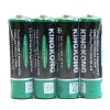 (CE/ROHS/SGS/REACH) approval Carbon zinc AA battery R6P   UM-3