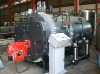 CE approved factory price gas fired steam generator