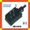 CGC Power switch KDC-A10-B2 four pins CE ISO9001