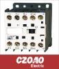 CJX2-K(LC1-K) series WHITE MINI AC contactor