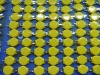 CR series button battery for IC memory