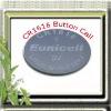 CR1616 3V lithium button cell battery, CR1616 coin cell batteries