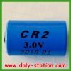 CR2 Lithium Battery(UL approved)