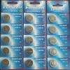 CR2025 battery,lithium button cell batteries CR2025 from Eunicell brand(5 pack)
