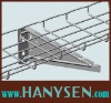 Cable Tray Accessories / Wall Bracket / Wire Cable Tray fittings