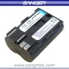 Camera battery for CANON.BP511