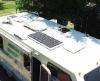 Caravan Solar Mount System