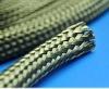 Carbon fiber braided mesh sleeving