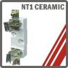 Ceramic NT Fuse Base/ NT fuse/ HRC fuse /low voltage fuse