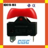 China hot product ROCKER SWITCH KCD15-103 CE ISO9001 BY CGC