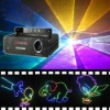 Club/disco 1WRGB full color Animation laser light party light