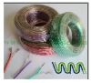 Colorful/Transparent Speaker Cable 048