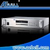 Controllable DVD player for addressable&multi-zone pa system