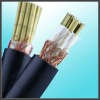 Copper PVC insulated sheathed screened multi-core control cable