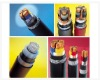 Copper conductor steel wire armoured XLPE insulated Cable