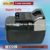 Cordless Drill Battery Replacement for HITACHI C 14DSL