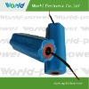 Cylindrical flashlights li-ion battery pack 7.4V 9000mAh